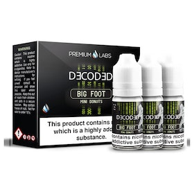 10ml Big Foot from Decoded