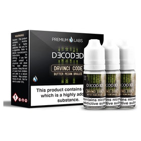 10ml DaVinci Code from Decoded