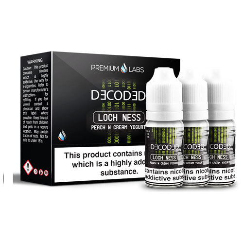 10ml Loch Ness from Decoded