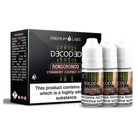 10ml Rongo Rongo by Decoded