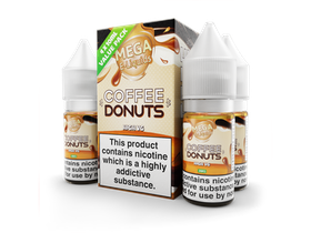 10ml Coffee & Donuts by MEGA