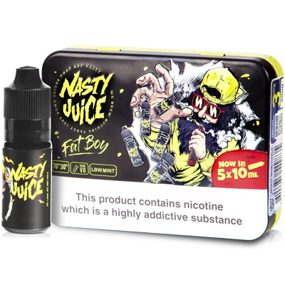 10ml Fat Boy by Nasty Juice