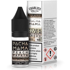 Peach, Papaya, and Coconut Cream by Pacha Mama 10ml