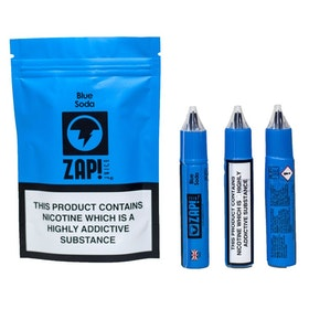 10ml Blue Soda by Zap! Juice