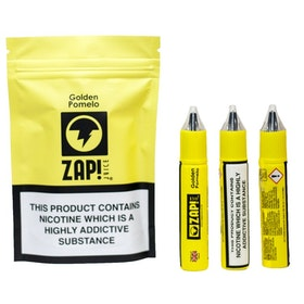 10ml Golden Pomelo by ZAP! Juice