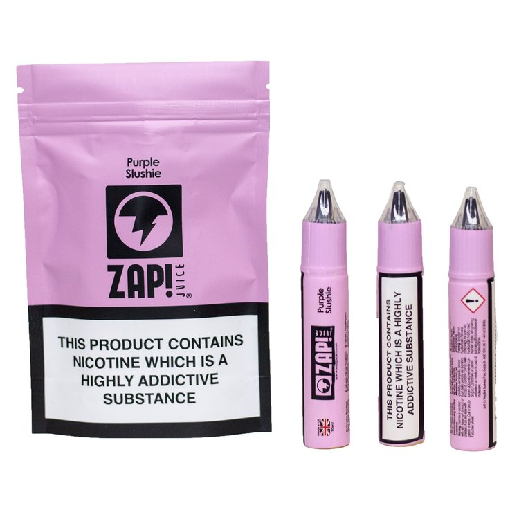 10ml Purple Slushie by Zap! Juice