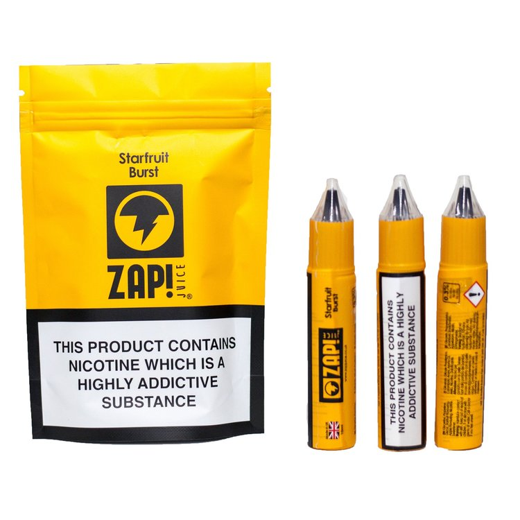 10 ml Starfruit Burst by Zap! Juice