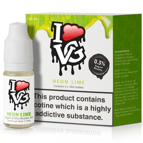 Neon Lime by I Like VG 10ml