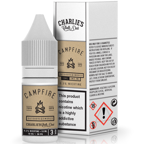 Campfire eLiquid 10ml