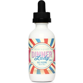 Rice Pudding eLiquid by Dinner Lady 50ML 0MG