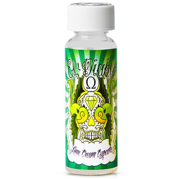 Lime Cream High VG 50ML 0MG
