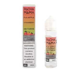 PachaMama Fuji Apple Strawberry Nectarine 50ML 0MG