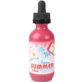 Strawberry Bikini eLiquid by Summer Holidays 50ML 0MG