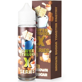 Brown Sugar by Super Strudel 50ML 0MG