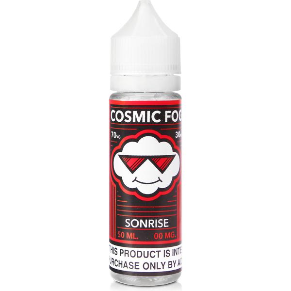 Sonrise eLiquid from Cosmic Fog 50ML 0MG