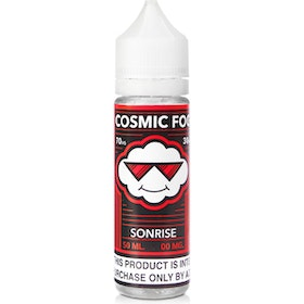 Sonrise eLiquid from Cosmic Fog 50ML 0MG