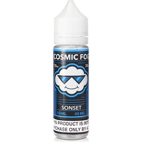 Sonset eLiquid from Cosmic Fog 50ML 0MG