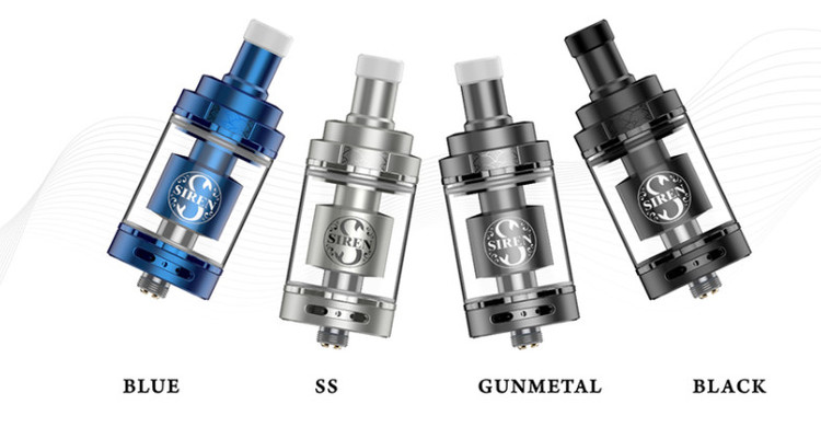 Digiflavor Siren 2 GTA MTL 2ml