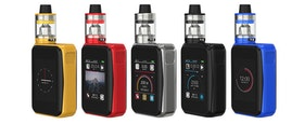Joyetech Cuboid Pro 200W med ProCore Aries Touchscreen TC Kit