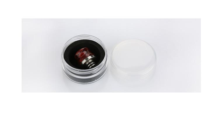 Snakeskin Resin Drip Tip för TFV8 Baby/510