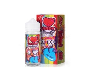 I Love Candy Rainbow By Mad Hatter Juice 100 ml 0mg