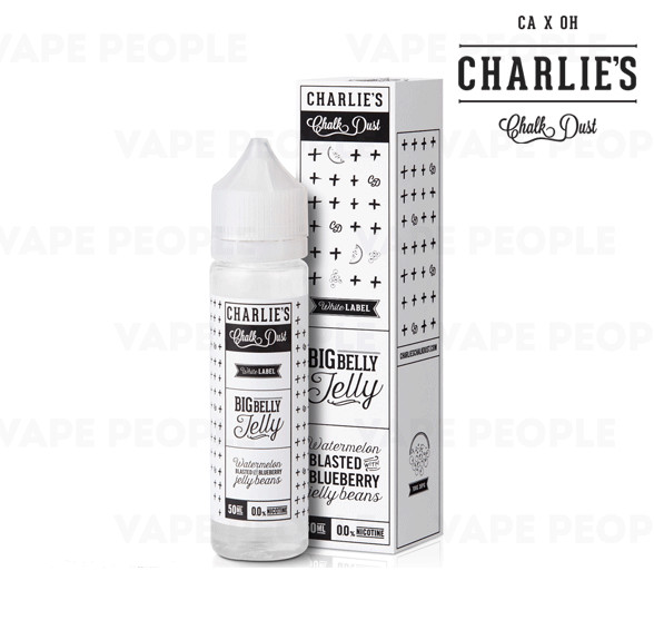 Big Belly Jelly eLiquid by Charlie's Chalk Dust 50ml 0mg