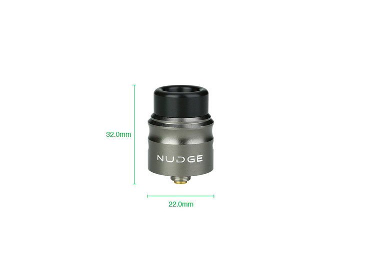 Wotofo Nudge RDA 22mm
