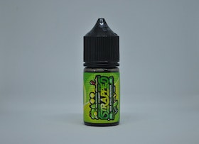Sour Apple Refresher eLiquid by Strapped 25ml 0mg