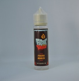 Frozen Monkey E-Liquid by Frost & Furious 50ml