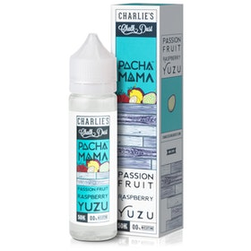 Passion Fruit Raspberry Yuzu by Pacha Mama 50ml 0mg