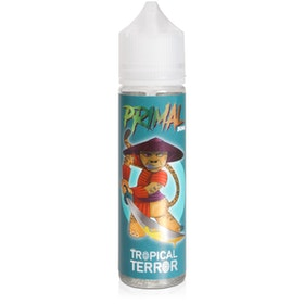 Tropical Terror eliquid by Primal Eliquids 50ml 0mg
