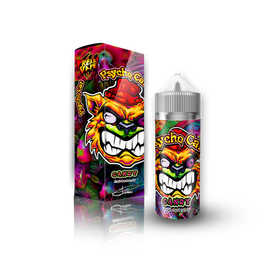 Psycho Cat- Candy 50ml 0mg