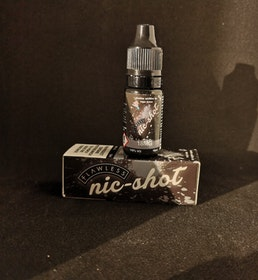 Flawless Nikotinshot 100% VG 10ml 18mg