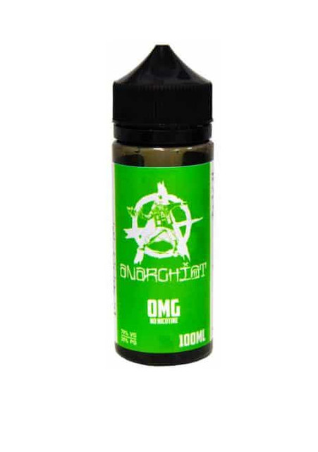 Anarchist Green 100ml 0mg