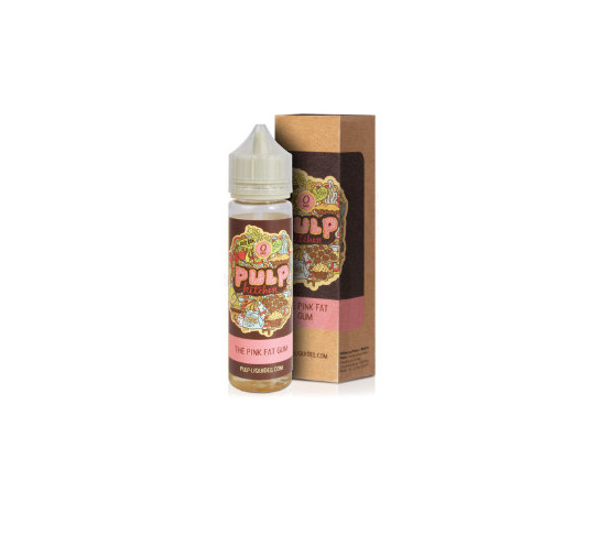 The Pink Fat Gum 50ml shortfill 0mg