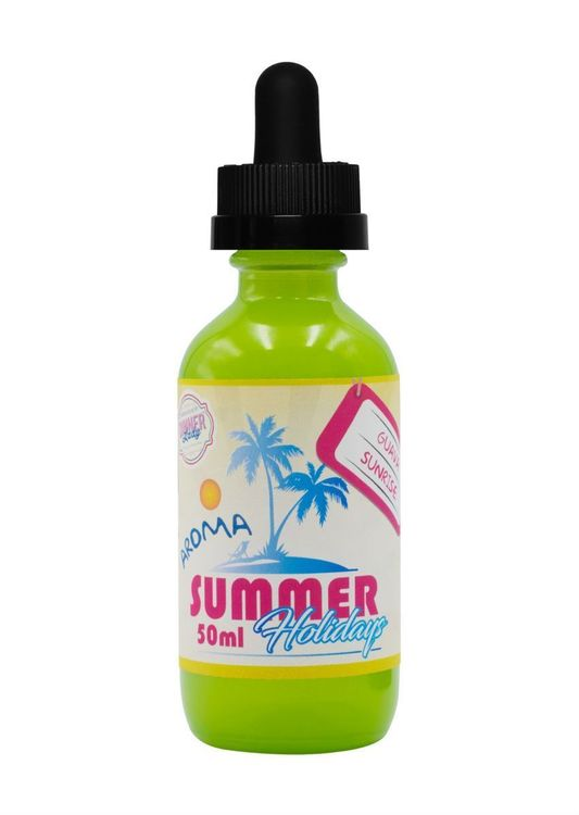 Guava Sunrise by Summer holidays 50ml 0mg