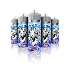 Polar Bears Spearmint 40ml 0mg