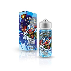 Circus Time SWEET BUTCHER – REAL BUBBLE GUM 50ml 0mg