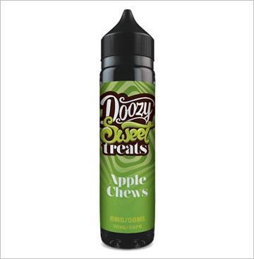 Apple Chews By Doozy Vape Co. 50ml 0mg e-juice