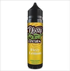 Fizzy Lemon By Doozy Vape Co. 50ml 0mg