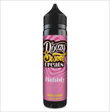 Bubbly By Doozy Vape Co. 50ml 0mg e-juice