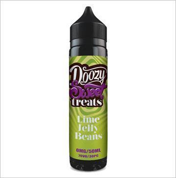 Lime Jelly Beans By Doozy Vape Co. 50ml 0mg e-juice