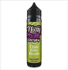Lime Jelly Beans By Doozy Vape Co. 50ml 0mg