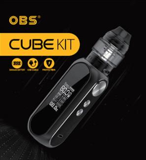 OBS Cube med Mesh tank 3000 mAh