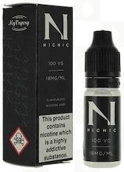 NicNic 10ml 100%VG 18mg