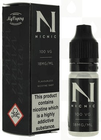 Nic Nic 10ml 100%VG 18mg