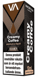 Innovation Creamy coffee 10ml