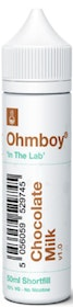 Chocolate milk Ohmboy-In the lab 50ml 0mg