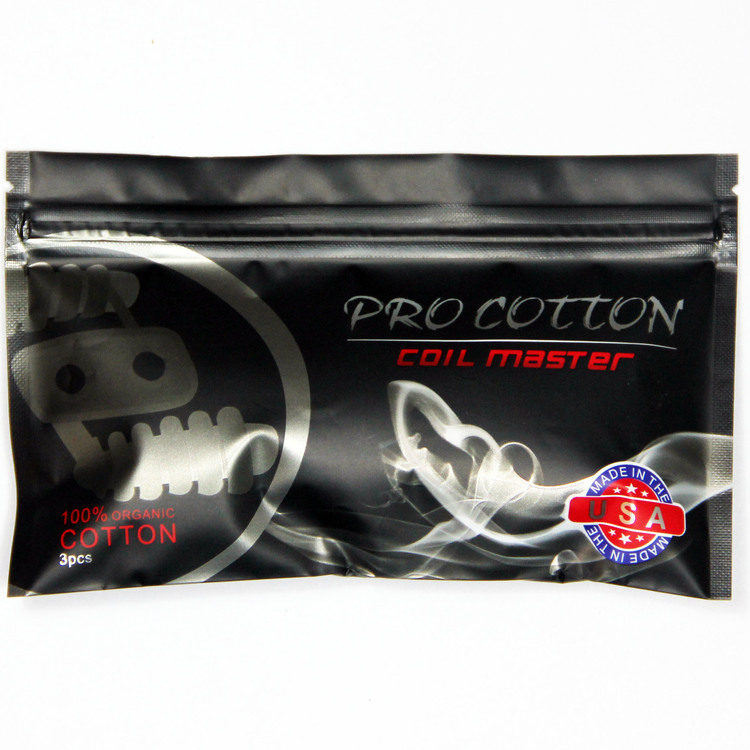 Pro cotton Coil master 10gram