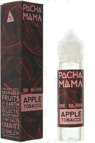 Pacha mama Apple Tobacco 50ml 0mg